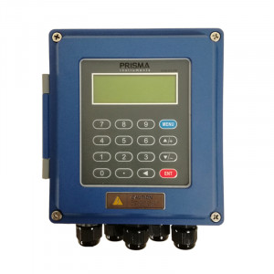 DUS-TT-FC Non-intrusive ultrasonic flowmeter wall mount