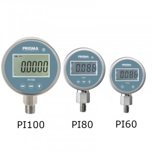 PI80 Digital pressure gauge ± 0,2 %