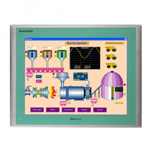 HMI1050 touch panel PC 10 ''