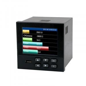 REC9600 Paperless recorder 14,16,18 Channels