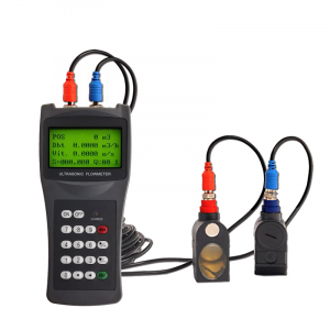 copy of DUS-TT-P Portable non-intrusive ultrasonic flowmeter